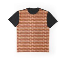 CHEAP BRICKS Texture Graphic T-Shirt