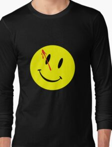 The Watchmen Movie Comedian funny nerd geek geeky T-Shirt