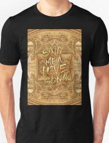 Sing Me A Love Song Opera Garnier Antique Sheet Music T-Shirt