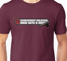 The Mouth of the Mercenary Unisex T-Shirt