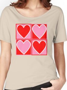 Valentine gift Women's Relaxed Fit T-Shirt