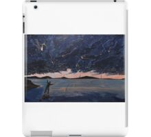 A sea of thoughts iPad Case/Skin