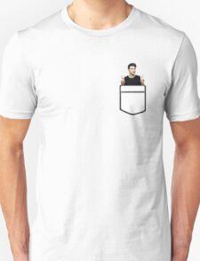 Pocket Dan Unisex T-Shirt