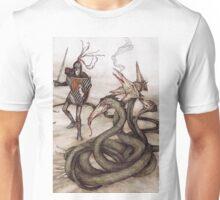 Prince Lir and the Dragon Unisex T-Shirt