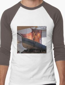 The Knitted Ship Men's Baseball ¾ T-Shirt