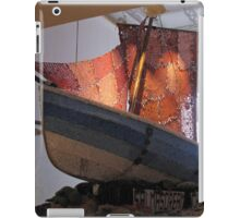 The Knitted Ship iPad Case/Skin