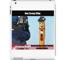 News Soop! iPad Case/Skin