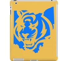 Cincinnati Bengals funny nerd geek geeky iPad Case/Skin