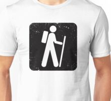 Hiking Unisex T-Shirt