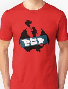 Splatfest - Pokémon Red T-Shirt