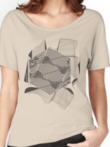 Gravitational Waves : Discovery 2016 Women's Relaxed Fit T-Shirt