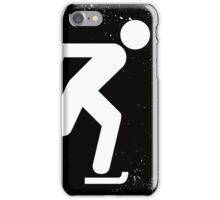 Ice Skating iPhone Case/Skin
