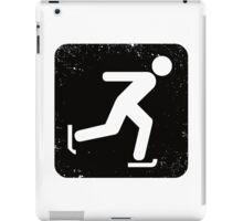 Ice Skating iPad Case/Skin