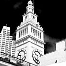 The Ferry Building by John Schneider