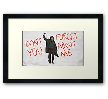 Don't You- 16:9 Framed Print