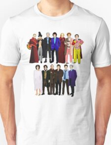 Doctor Who - 13 Doctors Regenerated T-Shirt
