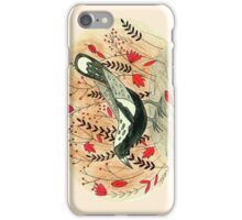 Baby the Magpie iPhone Case/Skin
