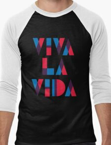 Viva La Vida Men's Baseball ¾ T-Shirt