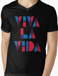 Viva La Vida Mens V-Neck T-Shirt