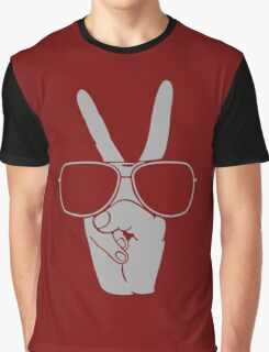 Cool Hand Peace funny nerd geek geeky Graphic T-Shirt