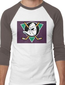 Knuckle Puck Time Men's Baseball ¾ T-Shirt