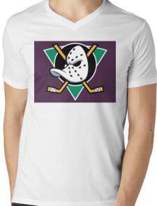 Knuckle Puck Time Mens V-Neck T-Shirt