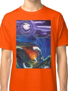 tale of two worlds Classic T-Shirt