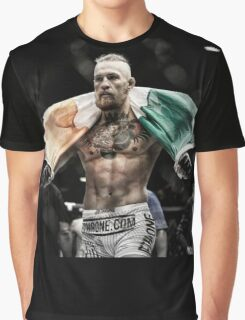 Conor McGregor - Victorious Graphic T-Shirt