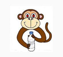Thirsty Monkey Valentine Unisex T-Shirt