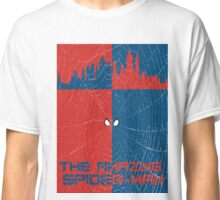 The Amazing Spider-Man Minimalist Poster Classic T-Shirt