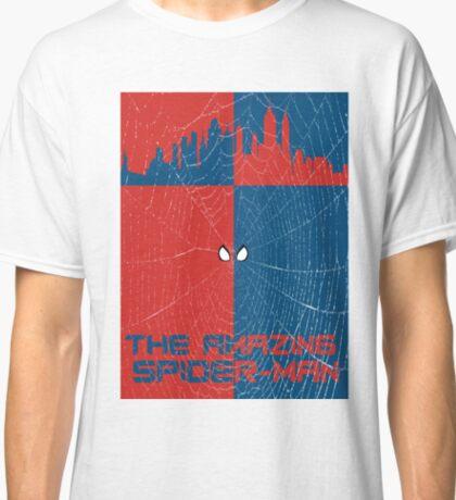 The Amazing Spider-Man Minimalist Poster Classic T-Shirt