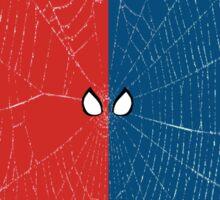 The Amazing Spider-Man Minimalist Poster Sticker