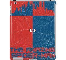 The Amazing Spider-Man Minimalist Poster iPad Case/Skin