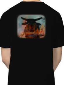 BULL FROM HELL Classic T-Shirt