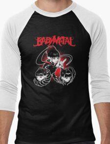 Baby Metal !! Men's Baseball ¾ T-Shirt