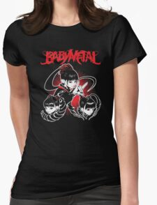 Baby Metal !! Womens Fitted T-Shirt