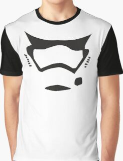 First Order Trooper Graphic T-Shirt