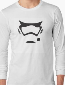First Order Trooper Long Sleeve T-Shirt