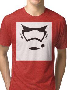 First Order Trooper Tri-blend T-Shirt