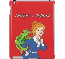 Frizzle > School Red iPad Case/Skin