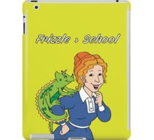 Frizzle > School Green iPad Case/Skin