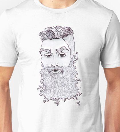 Beard Love Unisex T-Shirt