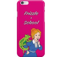 Frizzle > School Pink iPhone Case/Skin