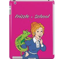 Frizzle > School Pink iPad Case/Skin
