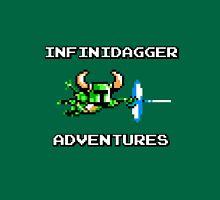 Infinidagger Adventures Unisex T-Shirt