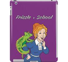 Frizzle > School Purple iPad Case/Skin
