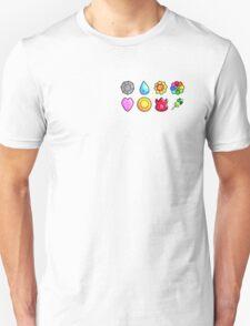 1st Generation Pokemon Badge Unisex T-Shirt