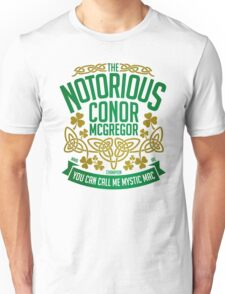 Conor McGregor - Limited Edition Unisex T-Shirt