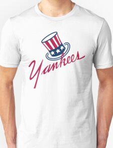 New York Yankees Old Logo T-Shirt