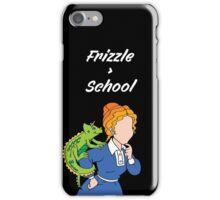 Frizzle > School Cutout iPhone Case/Skin